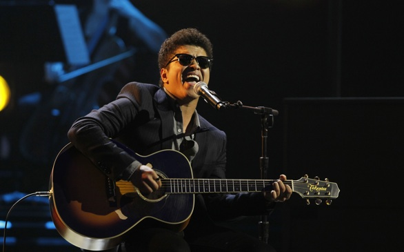 Bruno Mars Will Perform at Super Bowl XLVIII Halftime Show