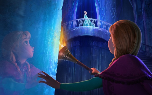 <i>Frozen</i> Solidifies No. 1 Position on <i>Billboard</i> Charts, Freezes Out Beyoncé
