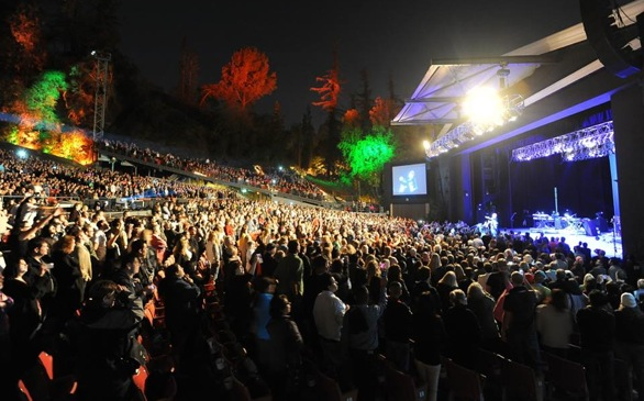 L.A.'s Greek Theatre Reveals 2014 Season