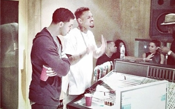 Did Chris Brown, Drake Squash their Beef—Collab Coming Soon?