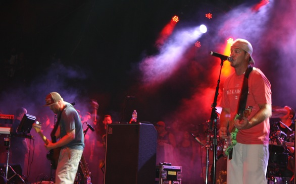 Slightly Stoopid Amps Up Crowd with a True 'Punk Rock' Performance