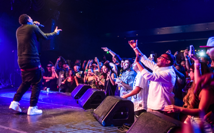 Kevin Gates' Roxy Show Starts Slow, But Turns Into Loud, High-Energy Party