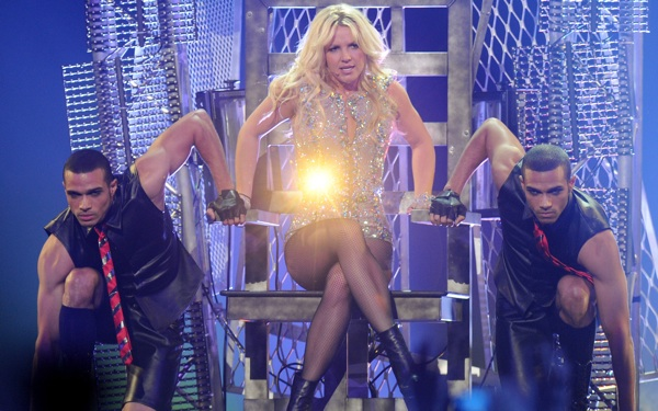 Will Britney Spears Take Her Act on the Road Anytime Soon?