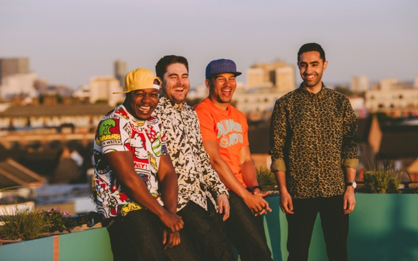 Rudimental on Sophomore Album, New Record Label & Attending University