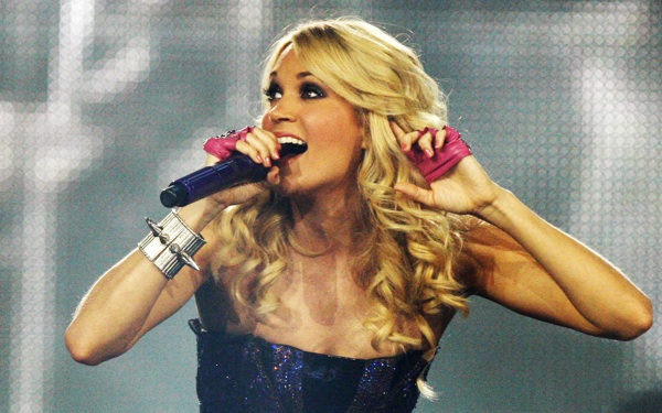 Carrie Underwood: 'I Was a Typical College Student'
