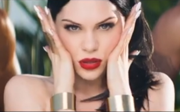 WATCH: Jessie J Shows Hot, Sexy Side in 'Burnin' Up' Music Video