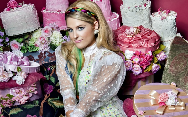 Meghan Trainor's <i>EW</i> Interview: Was Beyoncé 'All About That Bass'?