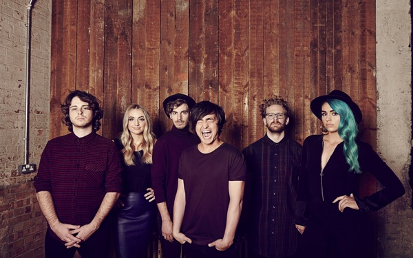 Aussie Band Sheppard Makes a Splash in the U.S. with 'Geronimo'