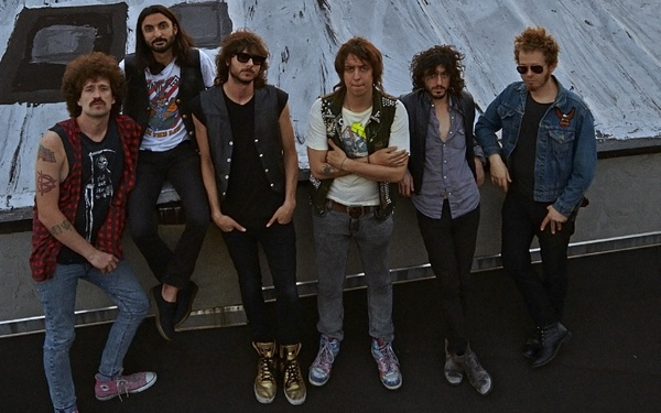 Julian Casablancas + The Voidz Charm L.A. Crowd at The Wiltern