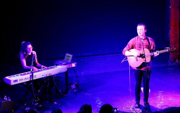 Lewis Watson Gets Intimate, Cozy with Troubadour Crowd