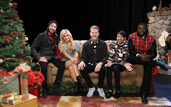 Pentatonix's 'That's Christmas to Me' Music Video Officially Put ...