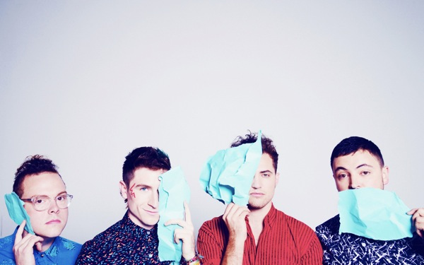 Walk the Moon's <i>Talking is Hard</i> Proves that Singing Isn't