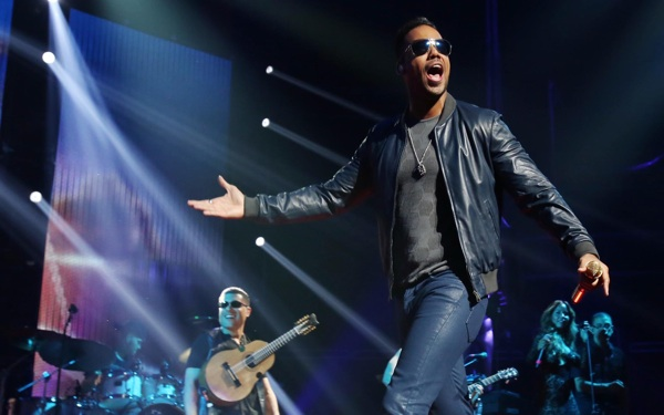 Romeo Santos is <i>Billboard</i>'s Top Latin Music Artist of 2014