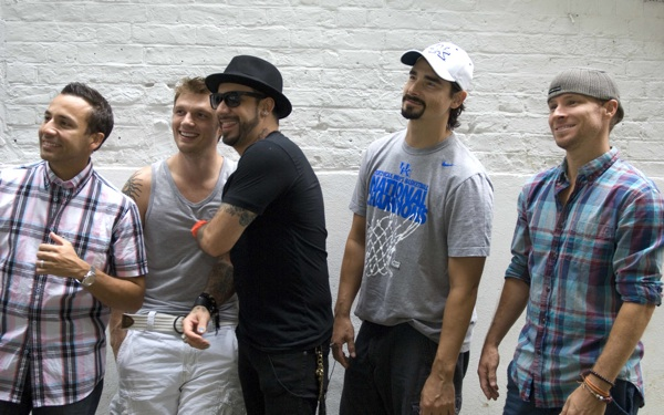 This Backstreet Boys Documentary Will Let Us Relive the '90s Boy Band Heyday