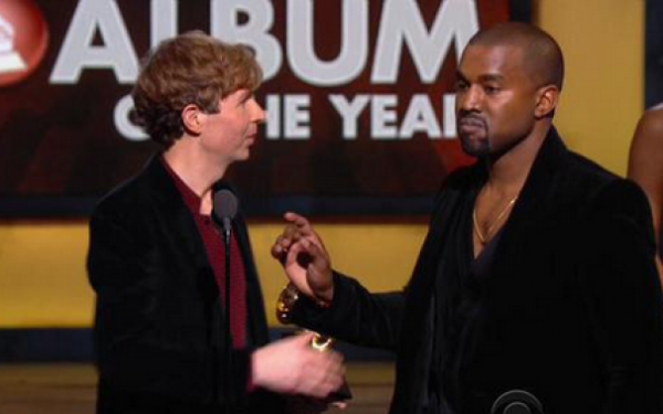 Kanye West hit wrong note in latest Grammy diatribe