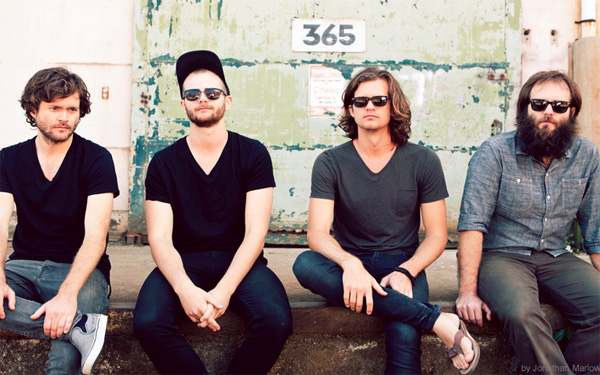 South African rockers KONGOS head for LA