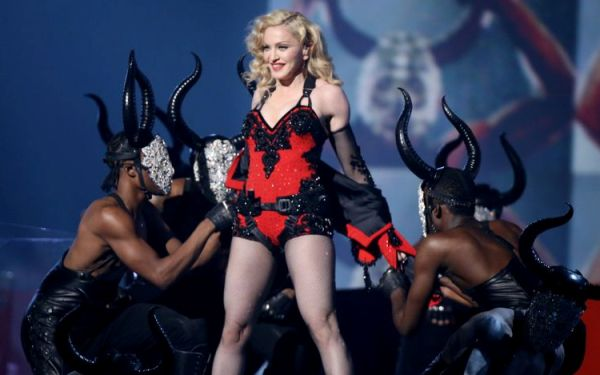Madonna shows vulnerability behind 'Rebel Heart'