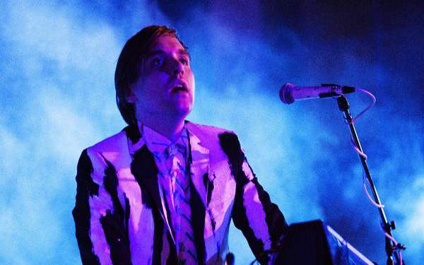 Arcade Fire's Will Butler is moving out, not moving on