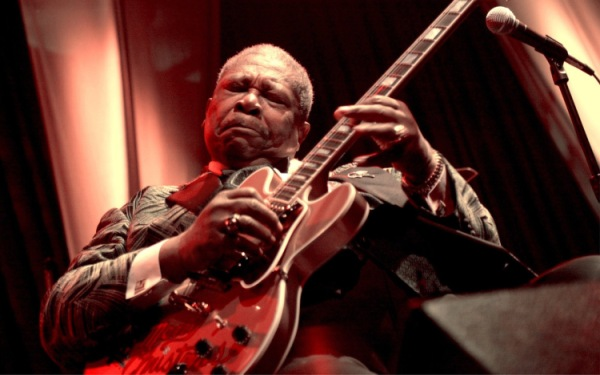 Blues legend B.B. King, inspiration to generations of musicians, dies at 89