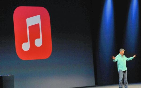 Apple's new music streaming service could revive the recording industry