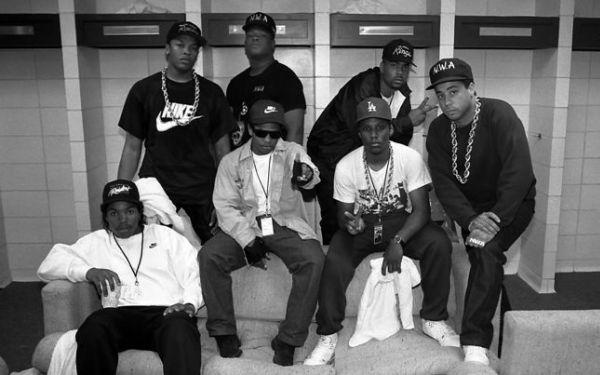 N.W.A. reuniting for L.A.'s BET festival on June 27