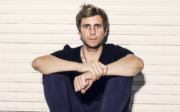 AWOLNation's Aaron Bruno in it for the long haul