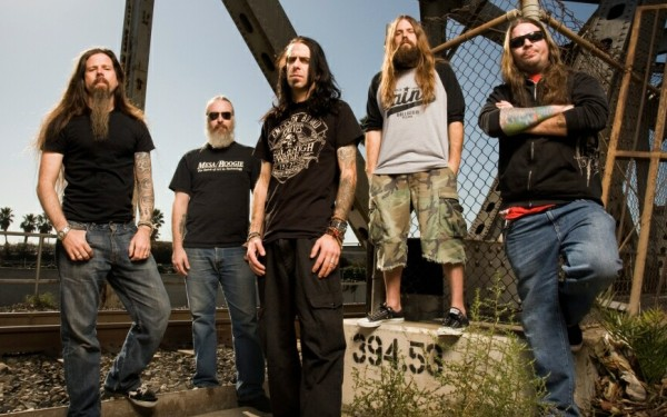 Metal band Lamb of God has endured lead singer's legal problems
