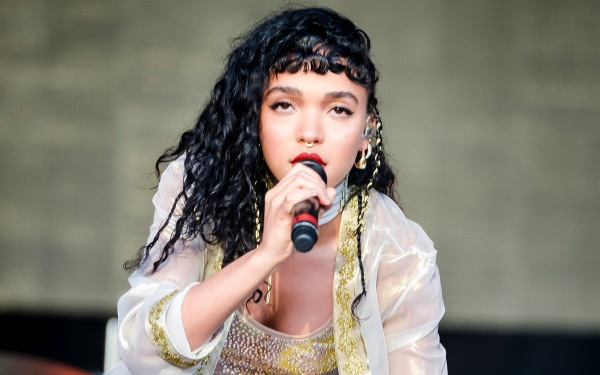 British artist FKA Twigs is growing into her audience and vice versa