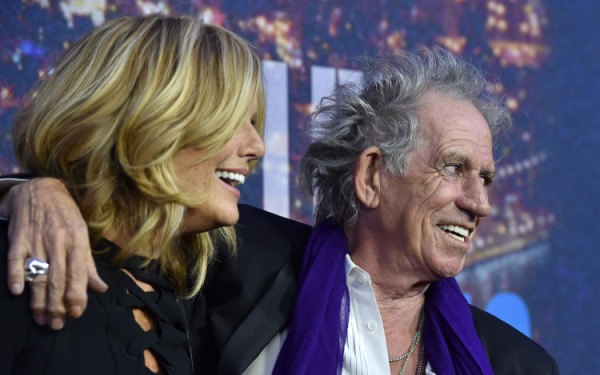Keith Richards on his own again with new solo album, 'Crosseyed Heart'