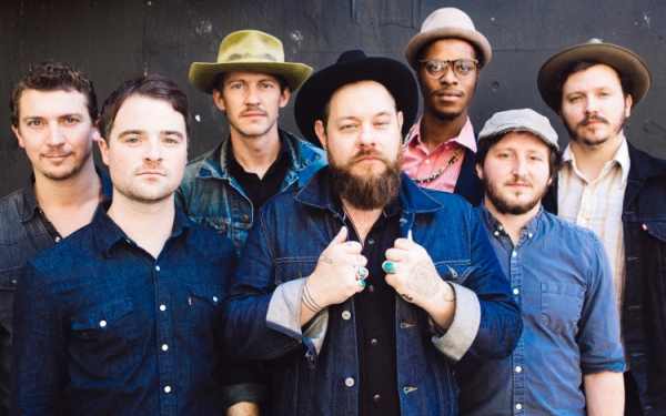 Nathaniel Rateliff makes the album of his R&B/soul dreams