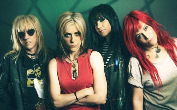 L7 reunion tour: 'In our absence, our fans totally kept us alive'