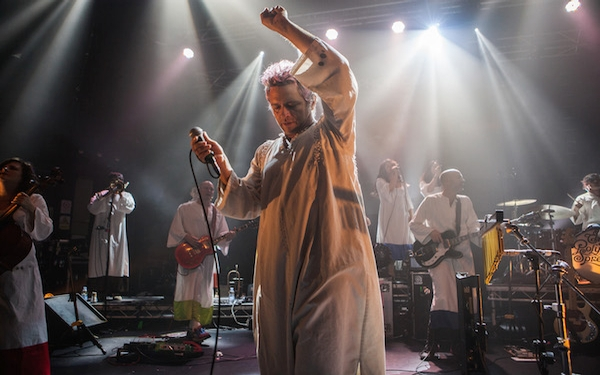 Polyphonic Spree joy has its roots in deep sadness