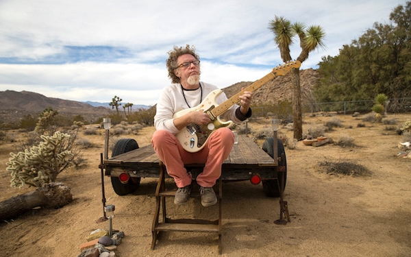 Joshua Tree's peaceful, easy allure has for decades lured artists, musicians and the pure of heart