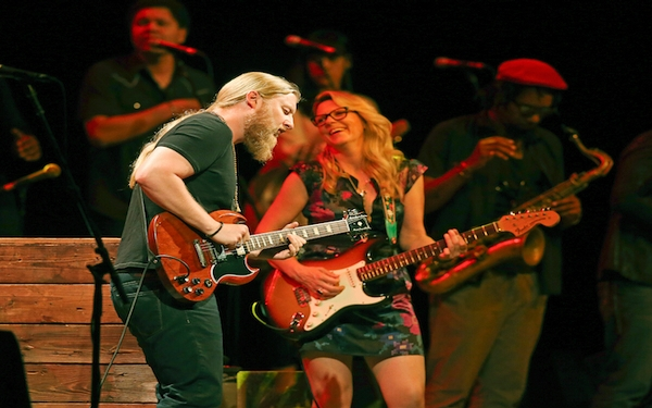 Tedeschi Trucks Band dreams big, no matter what it costs