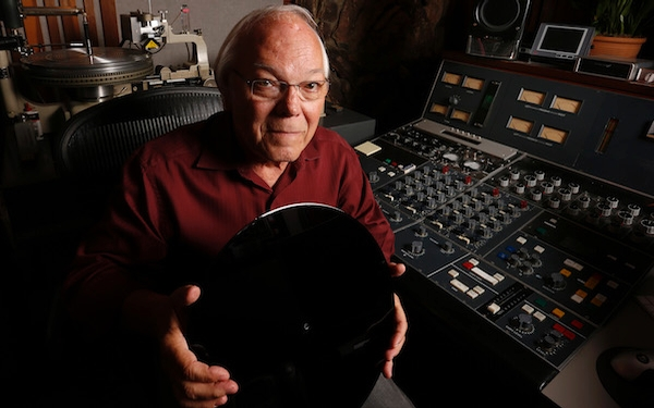 Vinyl master gets his groove back