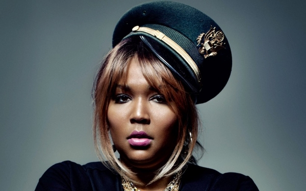 'Go-go-go right now' for Lizzo: The young rapper-singer aims to continue being an exclamation point