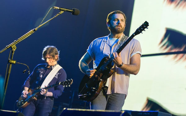 Finally, Kings of Leon riding a No. 1 album debut