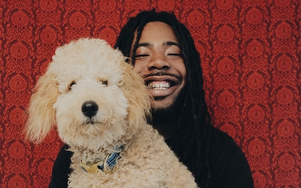 Rapper D.R.A.M. captures the spotlight with a sociable persona and a talent for mixing styles.