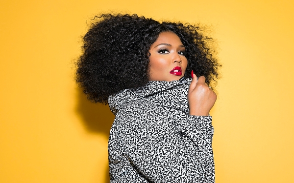 Lizzo finding rap success in her own way