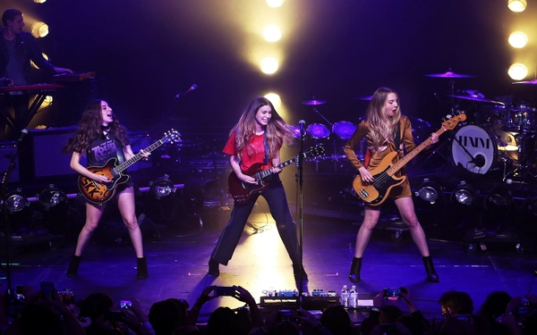 New album from L.A. breakout stars Haim makes you believe rock might have a future
