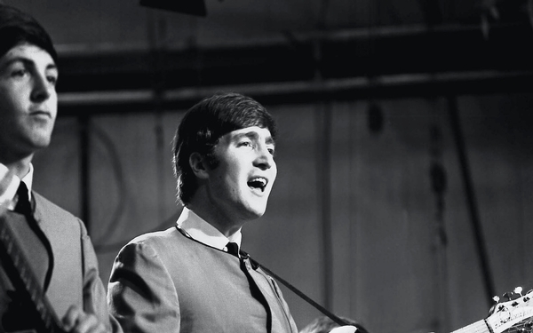 Sixty years ago this month, John Lennon and Paul McCartney hit it off with rock 'n' roll glee