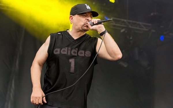 Ice-T corrals hip-hop legends on the Art of Rap tour
