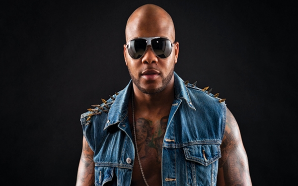 Flo Rida nails down the formula for success: collaboration