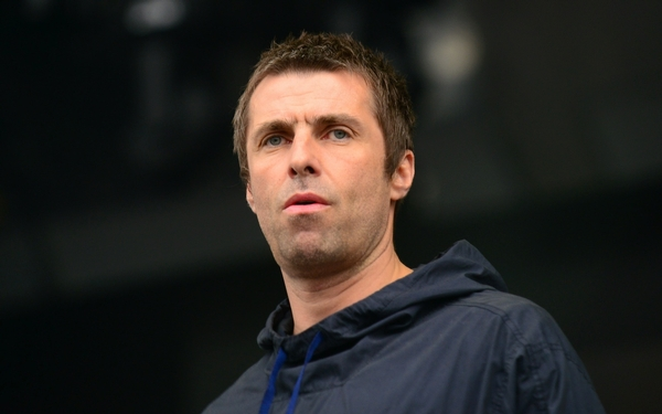 Liam Gallagher, still cranky after all these years