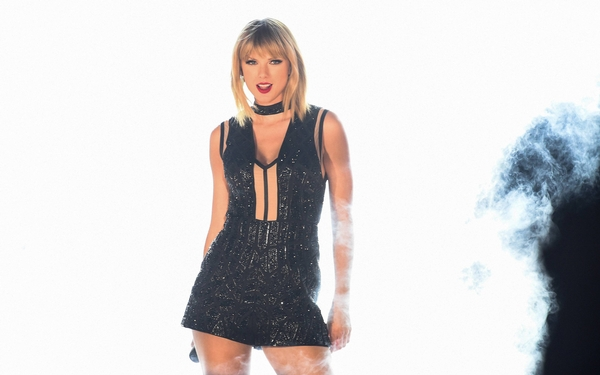 Feisty Taylor Swift is getting grittier