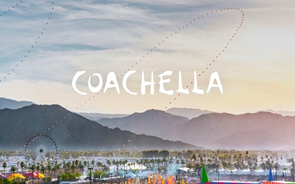 Coachella is going without a single rock headliner for the first time