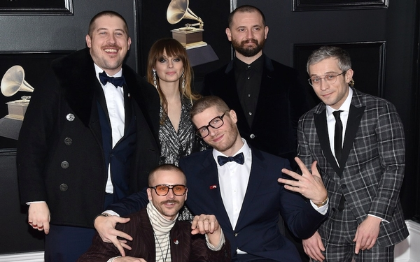When indie rock goes Top 40: Portugal the Man's unexpected crossover