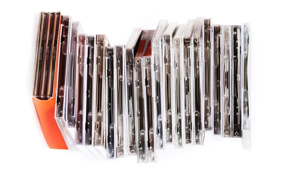 The compact disc era may finally be entering its hospice stage