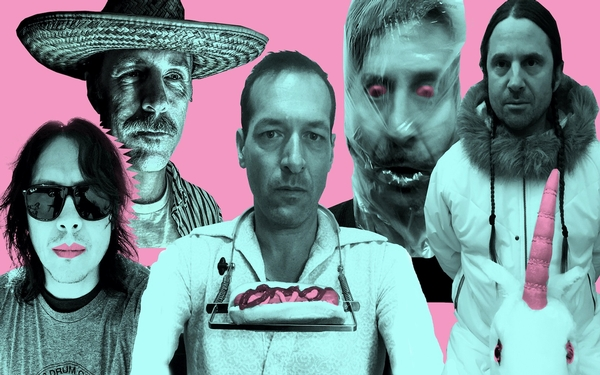 Hot Snakes: The return of the 'down-stroke warlords'