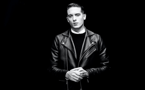 G-Eazy is tired, grateful and grounded. He's also huge